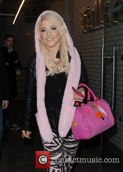 Amelia Lily and X Factor 11