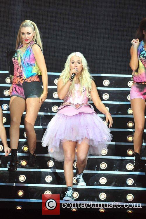 Amelia Lily and The X Factor 1