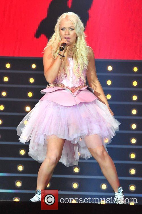 Amelia Lily and The X Factor 3
