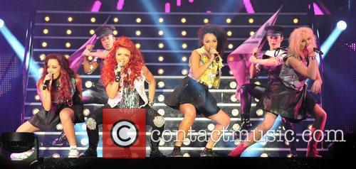 Little Mix and The X Factor 2