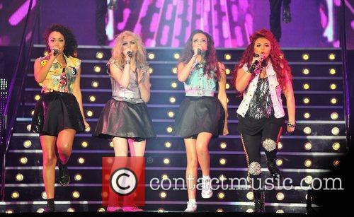 Little Mix and The X Factor 3