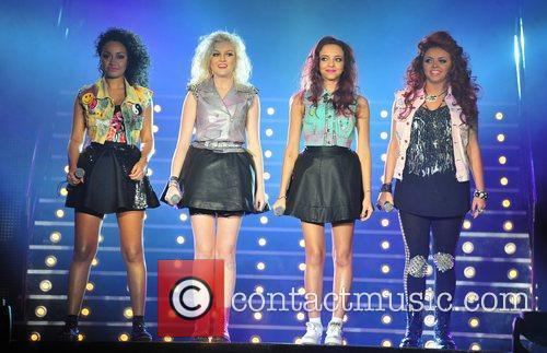 Little Mix and The X Factor 5