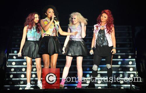 Little Mix and The X Factor 7