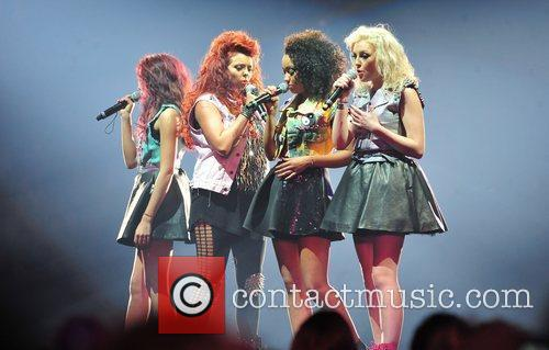 Little Mix and The X Factor 10