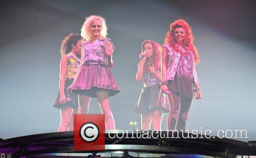Little Mix and The X Factor 11