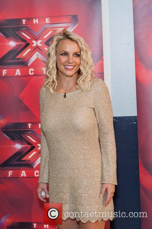 Britney Spears X Factor auditions - arrivals San...