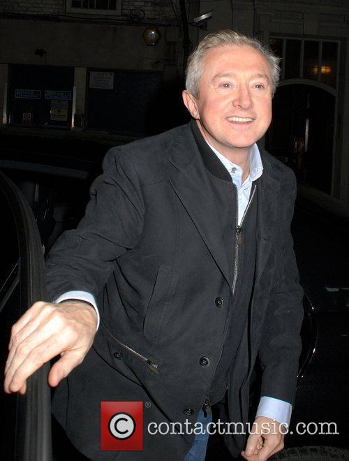 Louis Walsh,  at The X Factor Wrap...