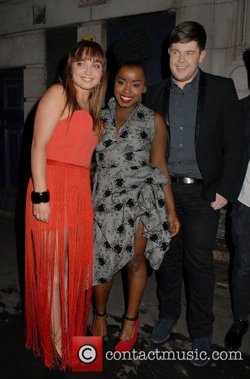 Sophie Habibis, Misha Bryan and Craig Colton ,...