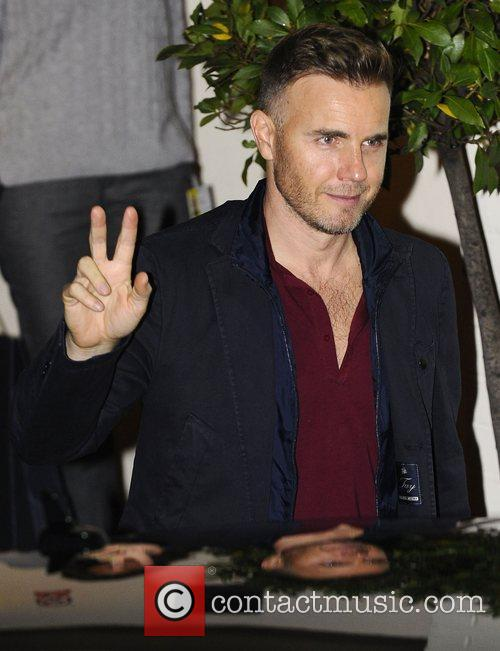 Gary Barlow, X Factor and Fountain Studios 5