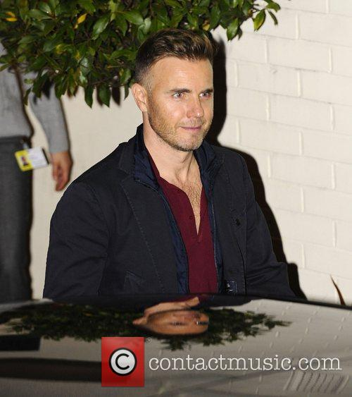 Gary Barlow, X Factor and Fountain Studios 6