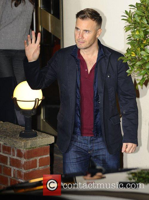 Gary Barlow, X Factor and Fountain Studios 2