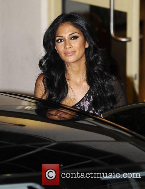 Nicole Scherzinger, X Factor and Fountain Studios 2