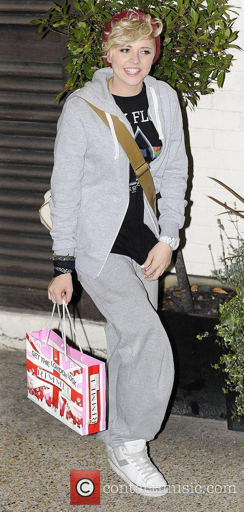 Charlotte Rundle,  at the X Factor held...