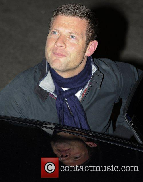 Dermot O'Leary,  at the X Factor held...