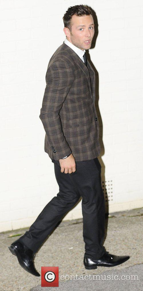 Harry Judd,  at the X Factor held...