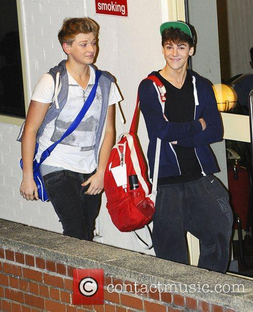 Greg West and Michael Parsons of District3,...