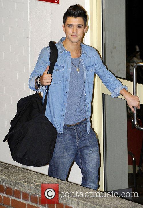 Jamie Hamblett,  at the X Factor held...