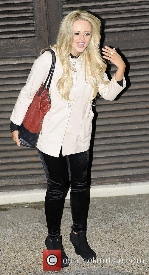 Emily Atkin,  at the X Factor held...