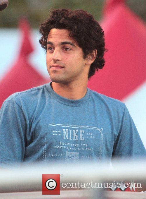 Paul Rodriguez  X-Games event in Downtown LA...