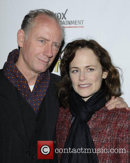Xander Berkeley and Sarah Clarke 2