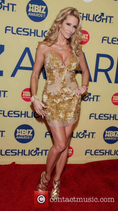Jessica Drake XBIZ Awards 2013 at Hyatt Regency...
