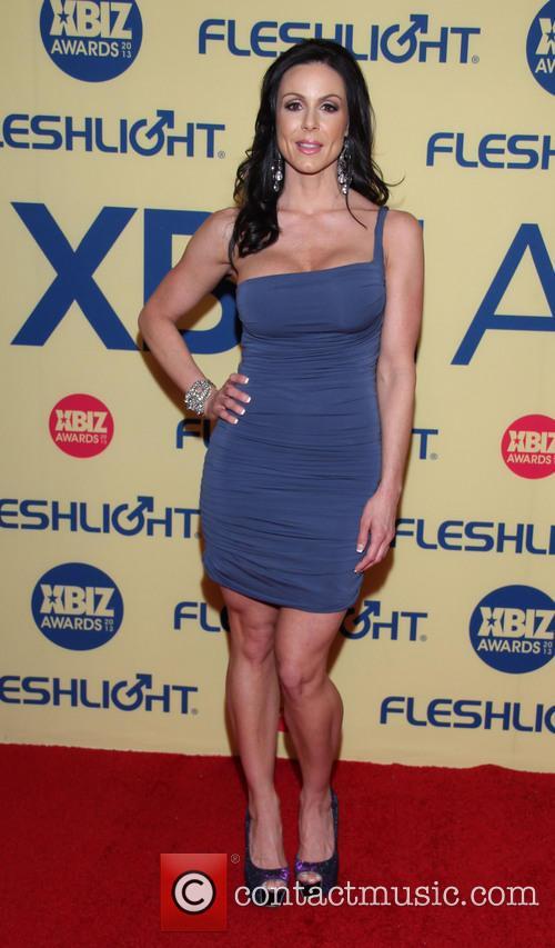 Kendra Lust XBIZ Awards 2013 at Hyatt Regency...
