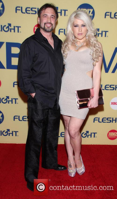 Nikki Phoenix; Guest XBIZ Awards 2013 at Hyatt...