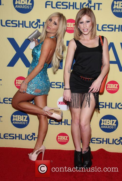 Sasha Reign and Brooklyn Lee 2