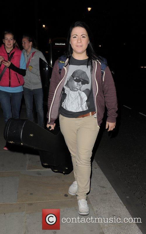 Lucy Spraggan and X Factor 3