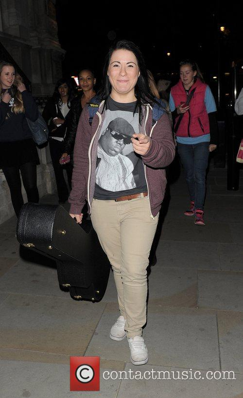 Lucy Spraggan and X Factor 4