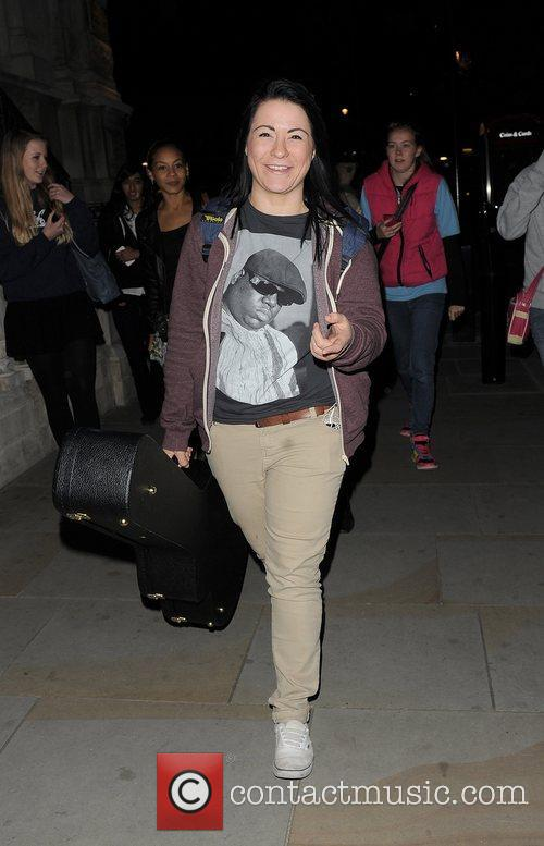 Lucy Spraggan and X Factor 2