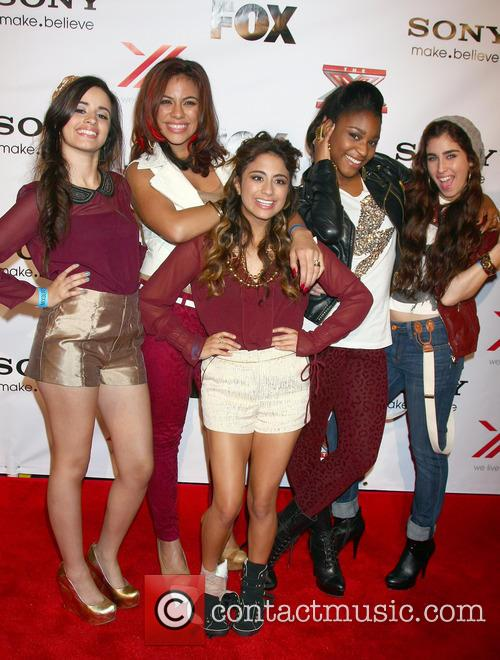 Fifth Harmony, X Factor US