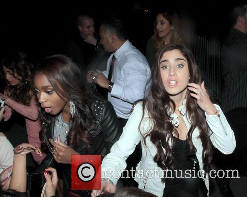 The 'X Factor' Season Finale at After Party...