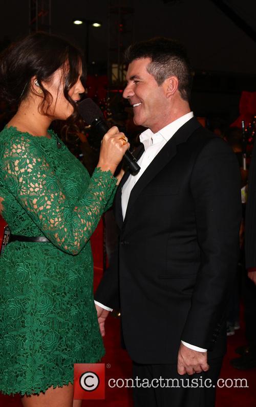 Khloe Kardashian Odom; Simon Cowell The 'X Factor'...