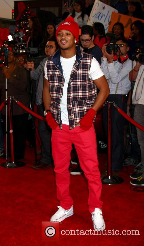 Romeo The 'X Factor' Season Finale at CBS...