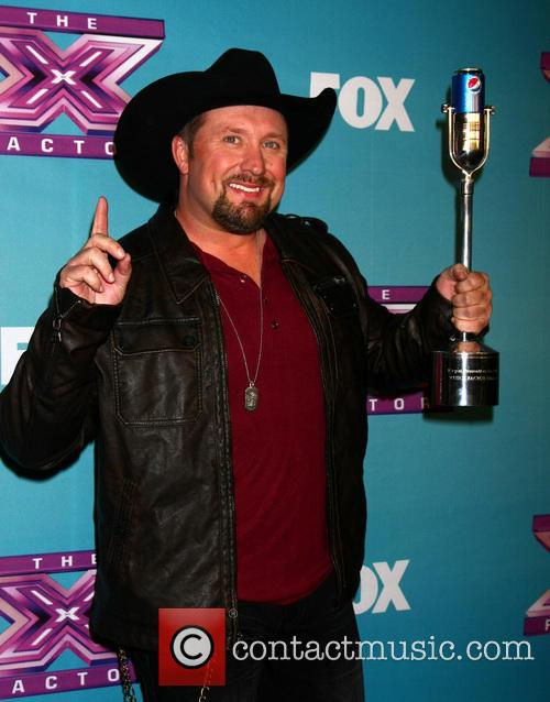 Tate Stevens, Winner and X Factor 2