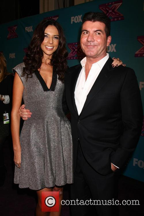 Terri Seymour; Simon Cowell The 'X Factor' Season...