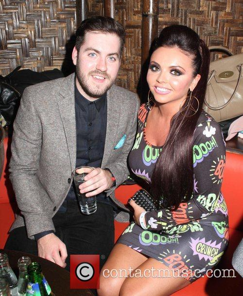 Eddie Brett and Little Mix 1