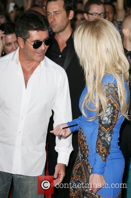 Simon Cowell, Britney Spears and X Factor 5