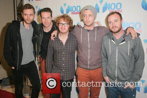 One Republic  Y100's Jingle Ball 2012 at...
