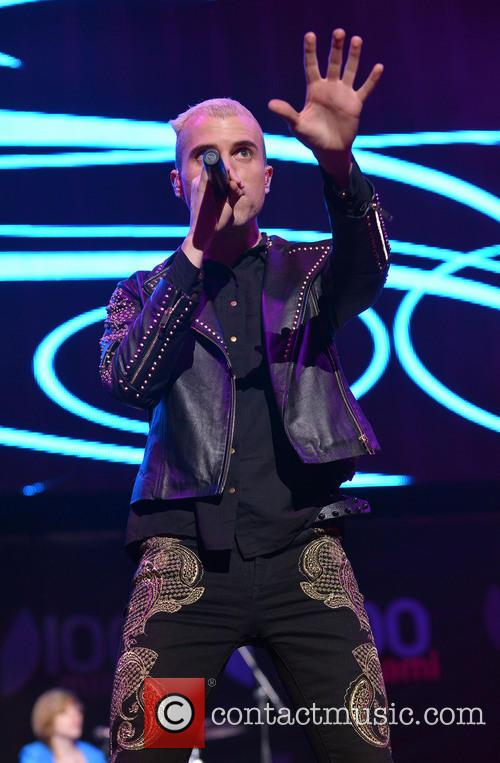 Neon Trees Performing