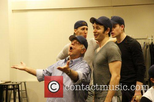 Cast and Charles Wood 3