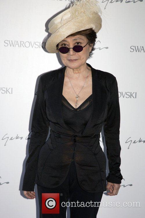 Yoko Ono, Swarovski Chrystalized