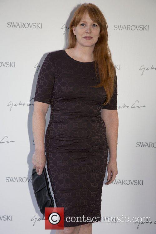 Anne Grauso Swarovski Celebrates 'Swarovski Crystallized', a collaboration...