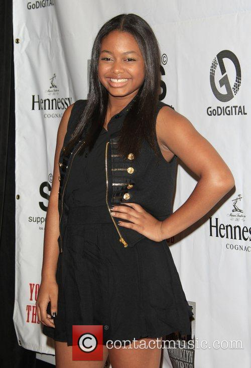 Ashley Applewhite attends the premiere of 'You, Me...