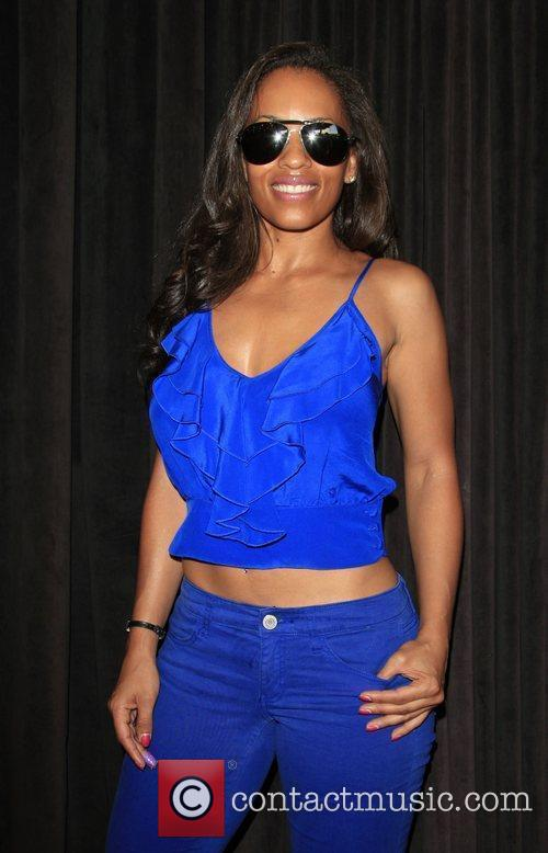 Melyssa Ford attends the premiere of 'You, Me...
