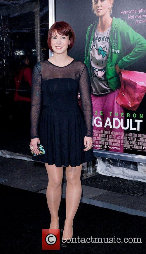 New York Premiere of 'Young Adult' at the...