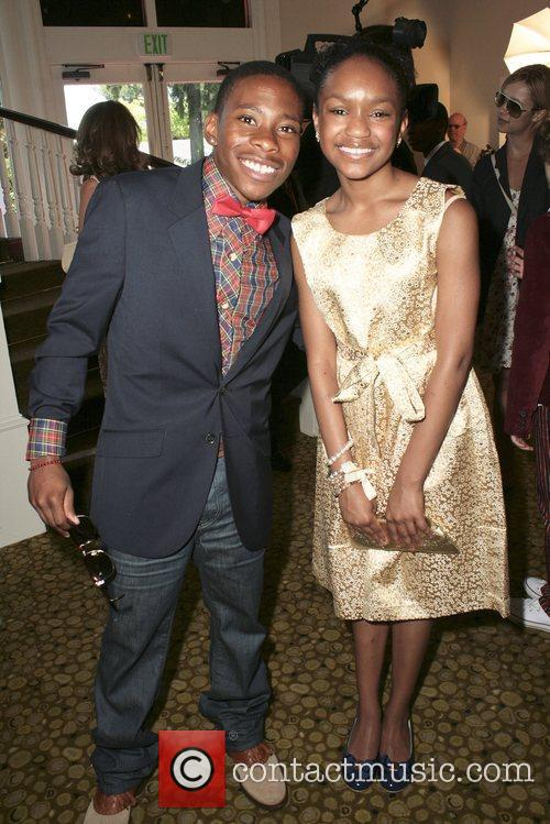 Carlon Jeffery and Eden Duncan-Smith The 33rd Young...