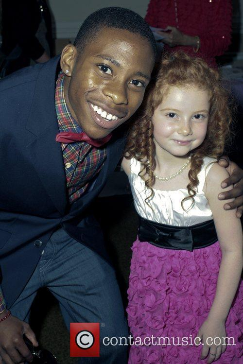 Carlon Jeffery and Francesca Capaldi The 33rd Young...