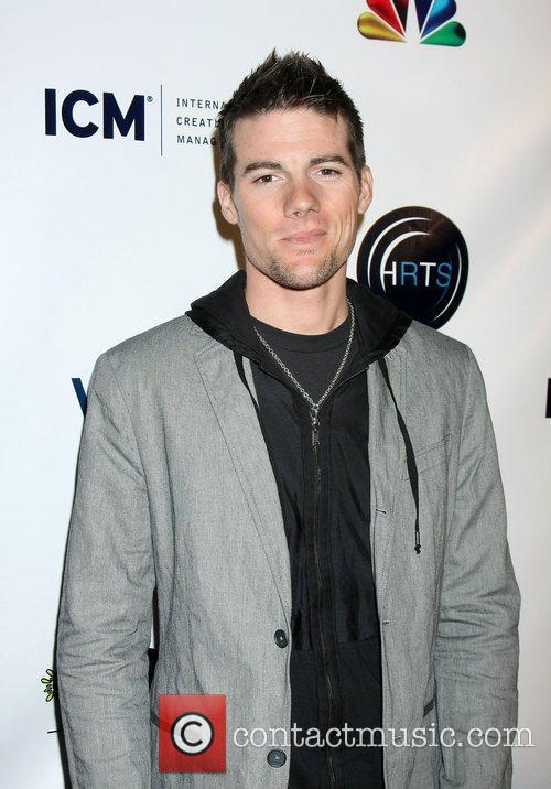 Ben Spies JHRT's 9th Young Hollywood Holiday Party...